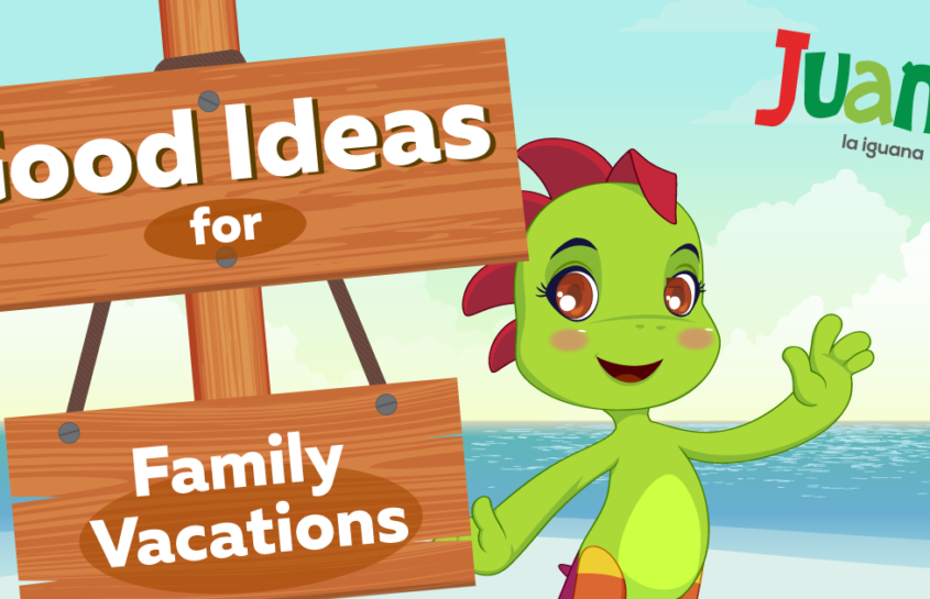 Ideas to Make Family Vacations Fun