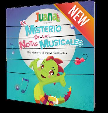Misterio De Las Notas Musicales Book
