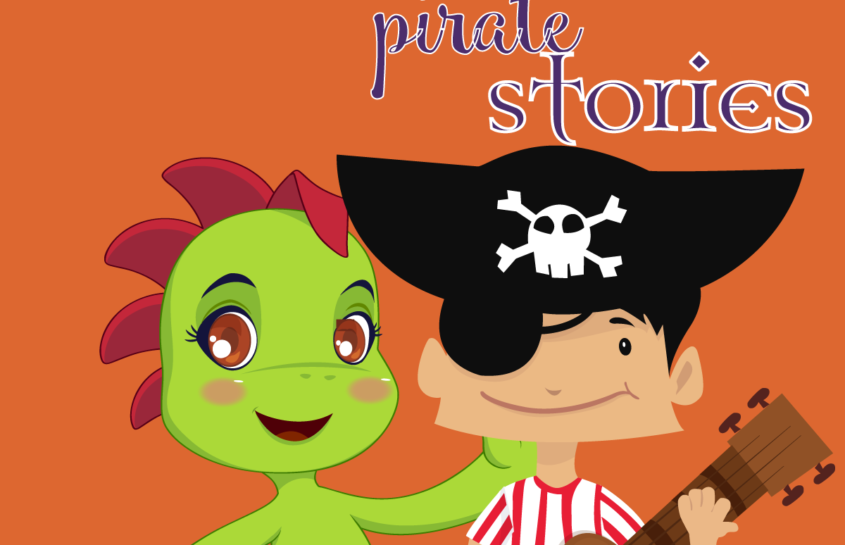 Three Incredible Ways to Learn Values Through Pirate Stories