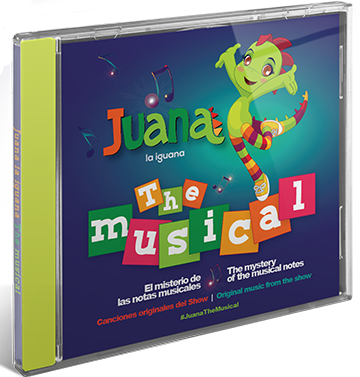 CD - The Musical
