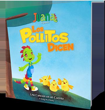 Los Pollitos Dicen Book