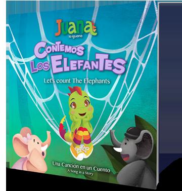 Contemos los Elefantes - Libro