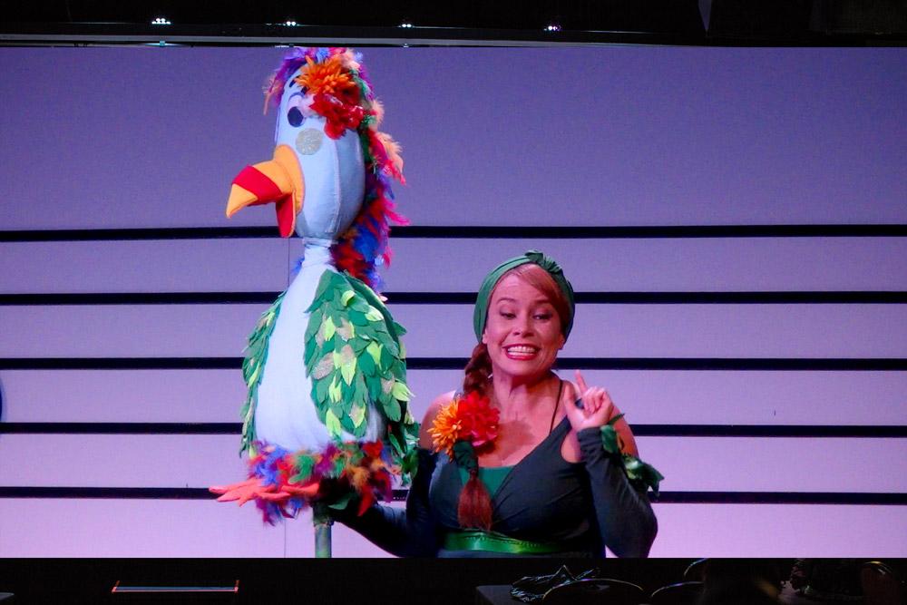 El Musical de Juana la Iguana
