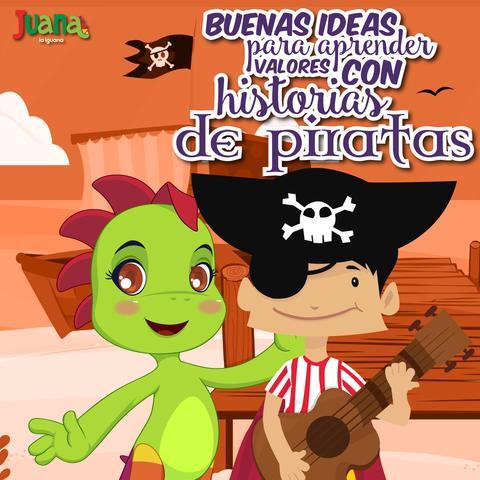 Ideas para aprender valores con historias de piratas