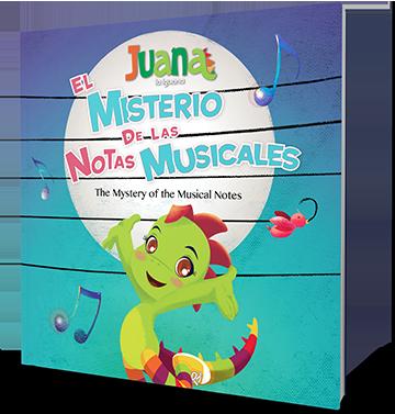 El Misterio de las Notas Musicales - Libro